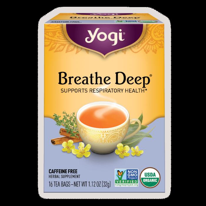 Breathe Deep<sup>®</sup> Tea
