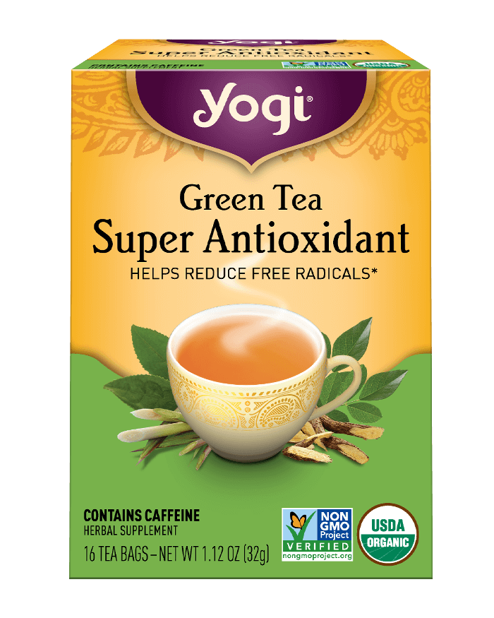 Green Tea <br />Super Antioxidant Tea