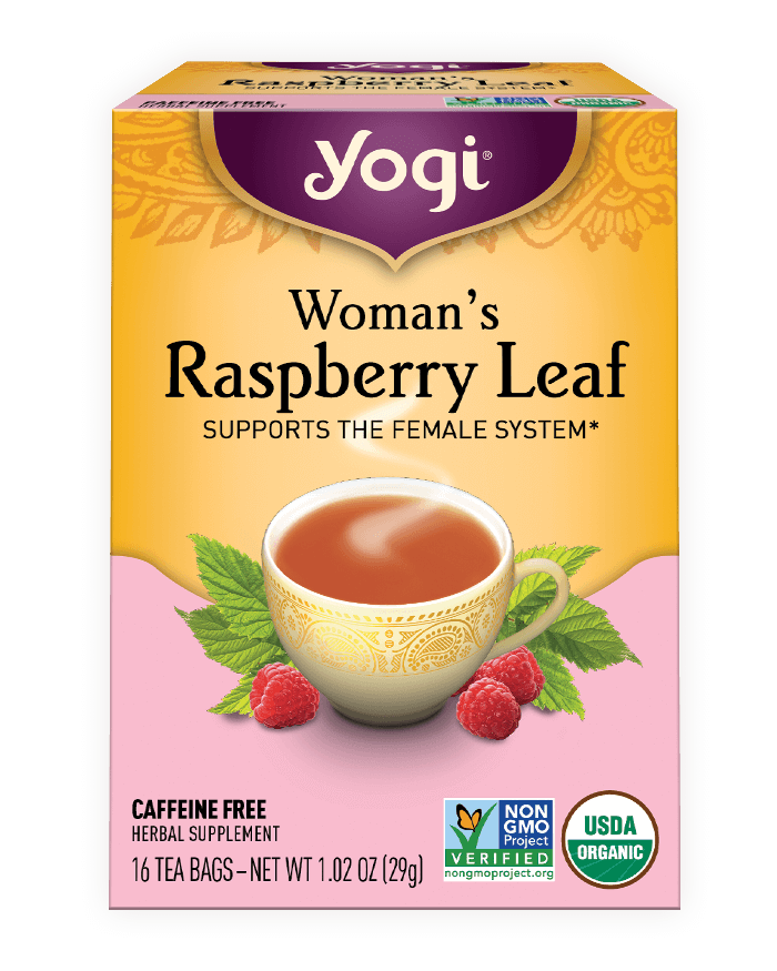 Woman's <br />Raspberry Leaf Tea
