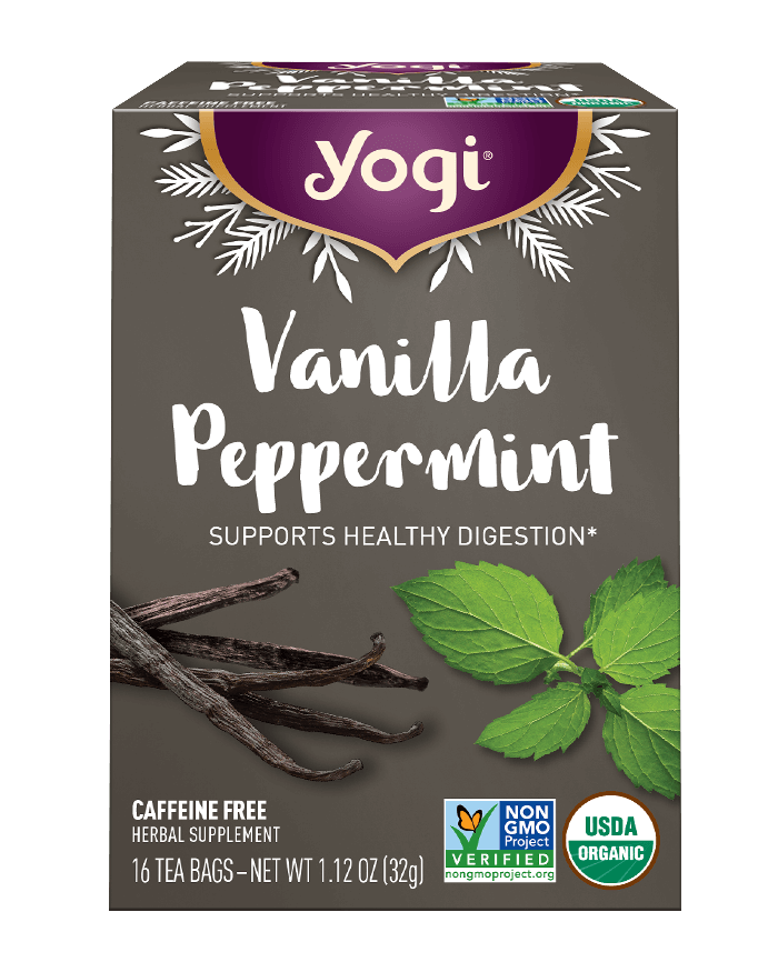 Vanilla Peppermint <br />Tea